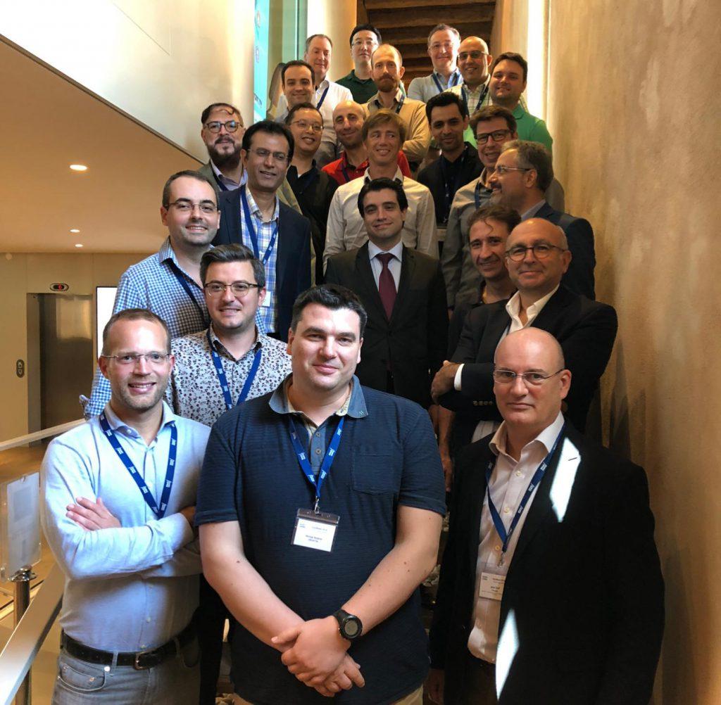 Dr. Kleffmann komplettiert das Advanced Module der EUROPSINE in Straßburg