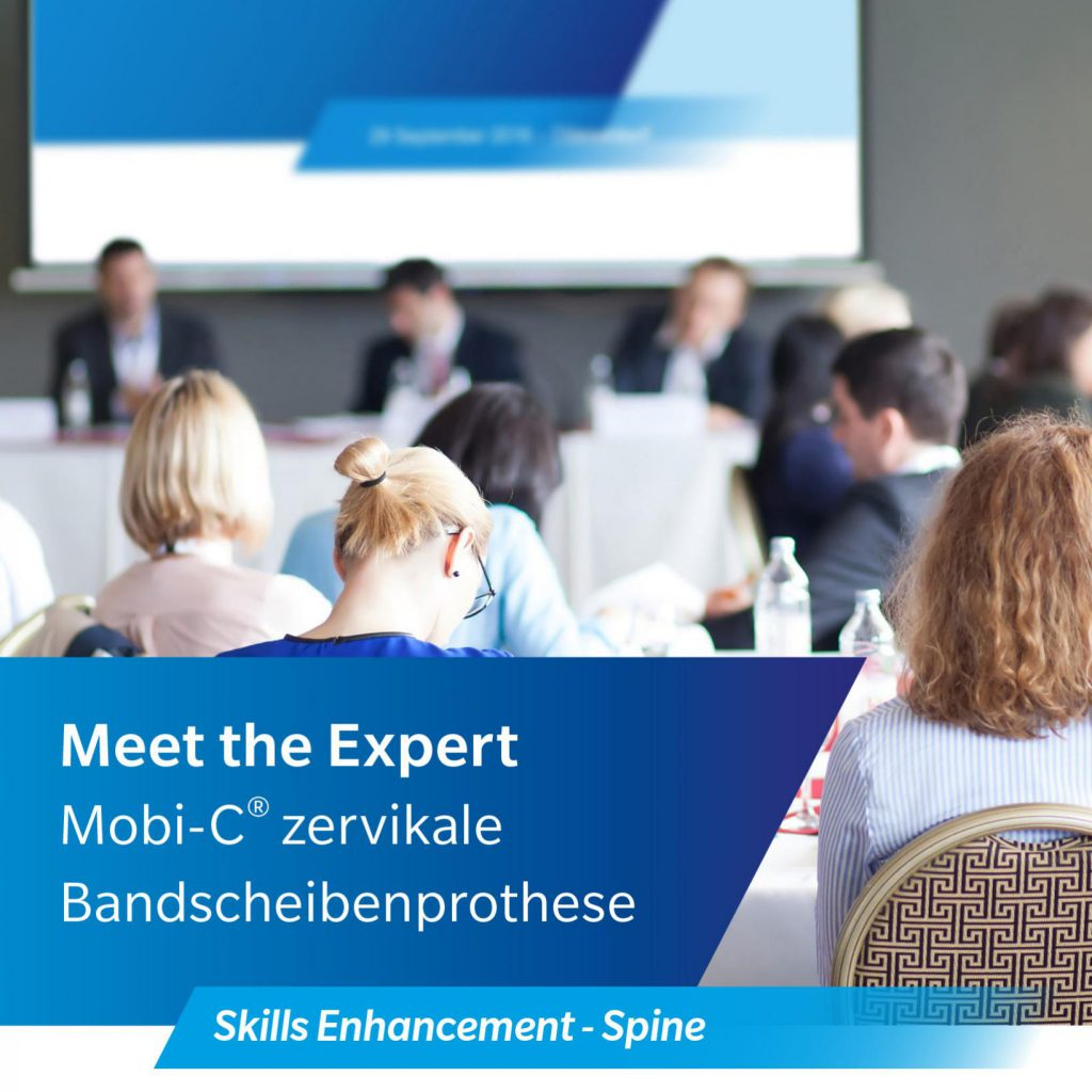Meet the Expert-Tagung in Winterthur, Schweiz