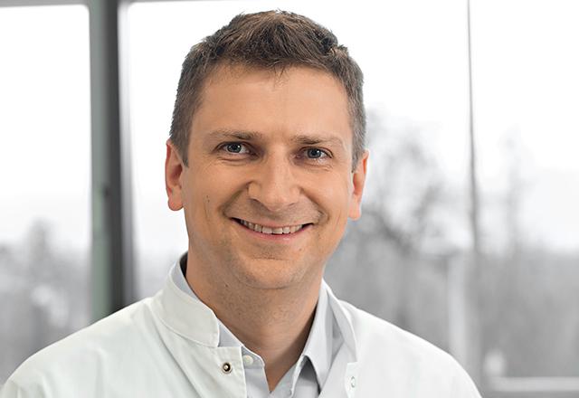 Dr. med. Kordian Wojtas, Facharzt für Neurochirurgie